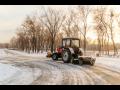 Zimní údržba komunikací a přístupových cest, technické služby v okrese Jeseník