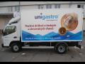 Velkoobchod chlazených, mražených potravin - distribuce po celé ČR i na Slovensko