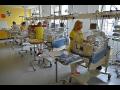 Dětské oddělení Oblastní nemocnice Kolín, a.s., ambulance, lůžková část, JIP, novorozenecké