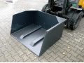 Mechanická přídavná zařízení – masivní lopaty pro snadnější manipulaci s nákladem