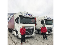 Kamionová doprava, přeprava kusových a celovozových zásilek