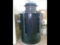 Odlučovače tuků ALFA OT k čištění vod kontaminovaných tuky a oleji pro ...