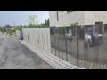 Návrhy úprav okolí domů a vil Praha - ploty, garážové vjezdy, zídky ...