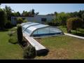 Zastřešení bazénů pro zapuštěné i nadzemní bazény Přerov