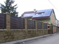 SolarVenti, sol�rn� oh�evy, Dub�any