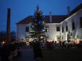 Vánoční trhy na zámku s rozsvěcením stromečku