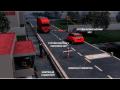 Systém pro zabezpečení vjezdu do objektů, identifikaci vozidel a kontrola podvozku
