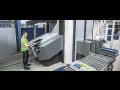 Automatizované skladové a logistické systémy Vertical Buffer Module