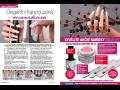 Elegantní francouzská manikúra, akce měsíce květen Enii-nails