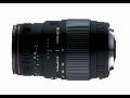 Objektiv Sigma, Fotoaparát Canon, Fotobatoh Zlín