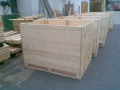 Výroba dřevěných obalů na zakázku - bedny na zemědělskou prvovýrobu