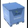 Plastový skládací hygienický kontejner Combo Excelsior je vhodný i pro potravinářský průmysl