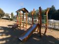 Herní prvky – smrkové, modřínové, akátové, kovové, vrbové stavby