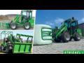 Kolové nakladače pro zemědělství, stavebnictví a komunální využití