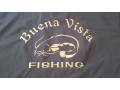 Vyšívání log pro sportovní rybáře – zakázková výroba různých motivů