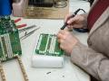 EN - ART CZ s.r.o., Příbram, montážní dílna, kompletace sestav pro průmysl