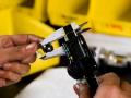 Montážní dílna EN - ART CZ s.r.o., Příbram, kontrola a měření dílů