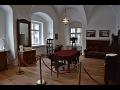 Město Paskov, okres Frýdek-Místek, muzeum v zámku s historickými exponáty a erby