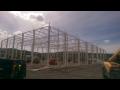 Výroba, montáž ocelových konstrukcí včetně opláštění - OK pro montované haly