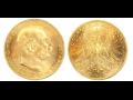 Investiční zlato, stříbro, mince – na prodejně i před e-shop