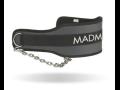 Fitness opasek pro efektivní posilování paží, ramen, hrudníku - Madmax Syntetic Dip Belt
