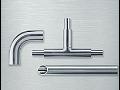Nerezové potrubní systémy pro farmacii, chemii a výrobu polovodičů