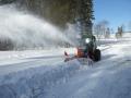 Výroba a prodej sněhových fréz Chrudim – snadné odstranění sněhu a ledu ze silnic a chodníků