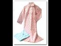 Pyžama, noční košile, zástěry