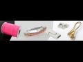 Bižuterní komponenty – široký výběr, velkoobchodní prodej