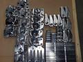 Přesné obrábění strojních dílů na NC a CNC strojích, kovoobrábění
