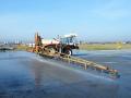 Vytvrzovací a konzervační nástřik CB krytu – impregnace cemento-betonových vozovek