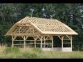 Kompletní tesařské práce – dřevěné konstrukce, krovy, pergoly, altánky