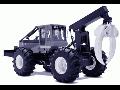 Ochranné konstrukce ROPS & FOPS & OPS - lesnické traktory a samojízdné ...