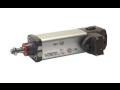 Pneumatické pohony, vysokotlaké regulátory a další pneumatické prvky