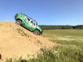 Adrenalinový zážitek, jízda vozem Hummer Olomouc