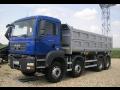 Nov� n�kladn� vozidla, ojet� n�kladn� vozy Man Ostrava