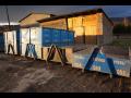 Odvoz netříděného i sypkého materiálu rychle a efektivně, DELUSTAV s.r.o.