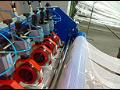 GF Machinery s.r.o., jednoúčelové stroje na zpraování, formátování a řezání skelných vláken a tkanin