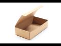 Nabídka na papírové krabice na míru s možností potisku