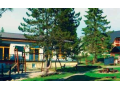 Základní a Mateřská škola Frymburk, hřiště, družina, moderní pomůcky