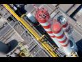 Distribuce plynů i jiných produktů po celé České republice
