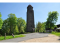 Město Lučany nad Nisou, rozhledny Bramberk a Slovanka, krásná krajina