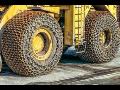 Pneumatiky na harvestory a další lesnickou techniku