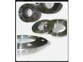 Production of flanges, pipe components T, Y pieces, T-piece fittings, ...