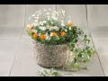 Květináče a zahradní nábytek z betonu pro venkovní využití
