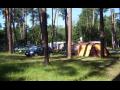 Kempování u rybníka Hluboký, vlastní stany a karavany, příjemné ubytování v chatkách