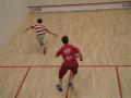Squash centrum, squashové kurty Orlová