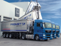 Silni�n� n�kladn� doprava, kamionov� p�eprava, spedice Ostrava