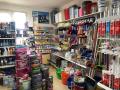 Drogerie, barvy, čistící a úklidové prostředky – vše na jednom místě