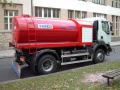 Vodní cisterny Trutnov - mycí agregáty, vysokotlaké vodní cisterny